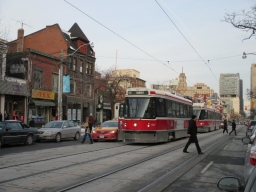 Queen Street Toronto: Flexible Durable Urbanism