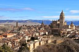 Segovia Spain: Traditional Urbanism