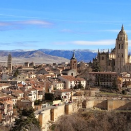 Segovia Spain: Traditional Urbanism