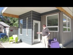 Salt Lake Shipping Container House