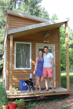 Alek and Anjali's Tiny House