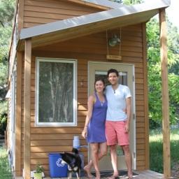 Alek and Anjali's Tiny House