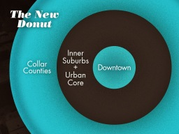 Voting With Your Feet: Aaron Renn's New Donut