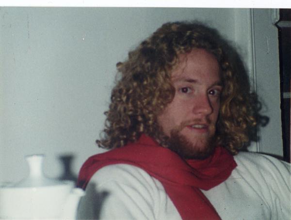 Dimitri, Rutgers circa 1995