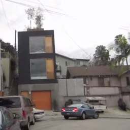 Los Angeles Infill House