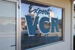 Expert VCR Repair