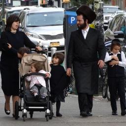 Retrofitting Suburbia Hasidic Style