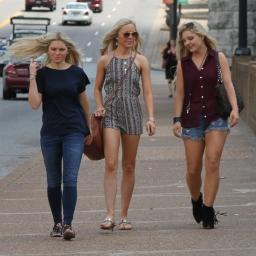 Pretty White Girls