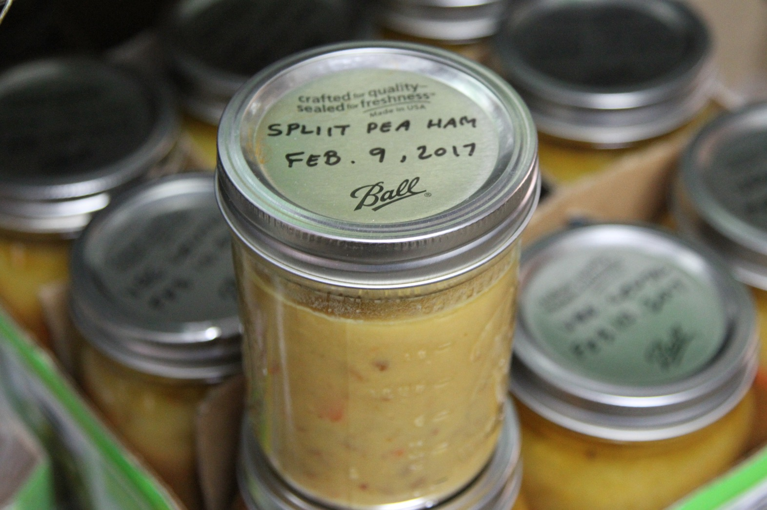 Canned Pear Pussy