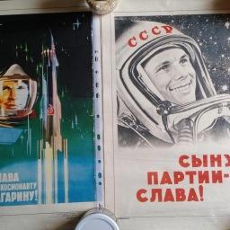 Yuri Gagarin's Pesach KonMari