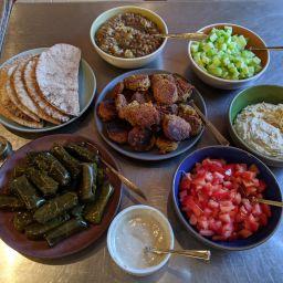 Lazaretto Dining